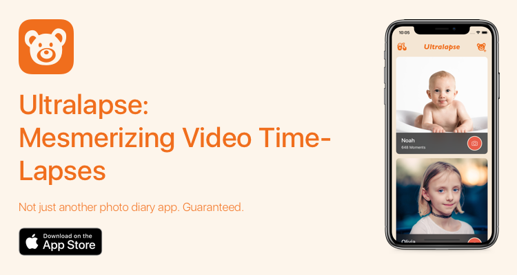 Ultralapse helps you to create mesmerizing video time-lapses.